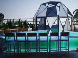 rooftop restaurants in delhi ncr