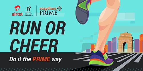 Run or Cheer with Airtel Half Marathon