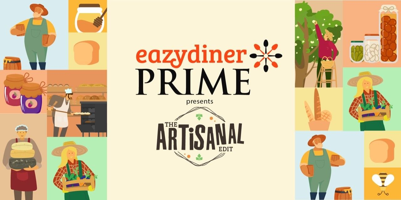 The Artisanal Edit - Save the Date