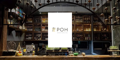 Dinner Event at POH