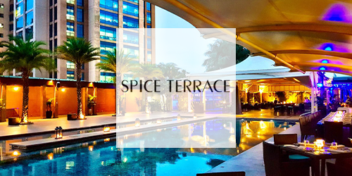 Dinner Event at Spice Terrace