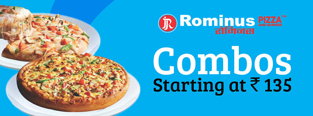 Offers at Rominus Pizza & Burger