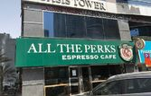 All The Perks Cafe  | EazyDiner
