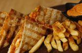Haristo Cafe & Pizzeria | EazyDiner