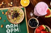 AMPM Café & Bar | EazyDiner