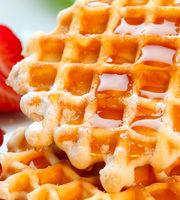 Waffle Land,Hypercity, Malad West