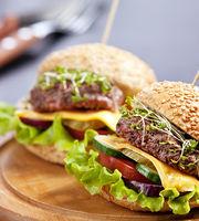 Burger Man,Sanjay Nagar, North Bengaluru