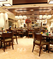 24/7 Restaurant ,The Lalit, New Delhi
