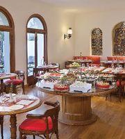 The Garden Terrace ,Maidens Hotel, New Delhi