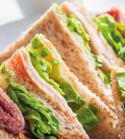 Sandwich King,Netaji Subhash Place, North Delhi