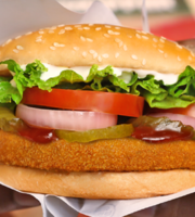 Burger King,Connaught Place (CP), Central Delhi