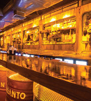 The Junkyard Cafe,Connaught Place (CP), Central Delhi