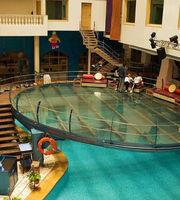 Poolside,VITS Hotel, Mumbai