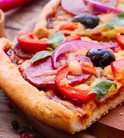 Laziz Pizza,Orchard Mall, Goregaon East