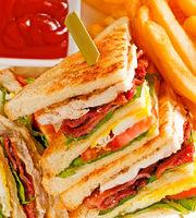 Sai Siddhi Rolls & Sandwich,Haware Centurion Mall