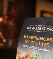 The Kabab Studio,Goldfinch Hotel, Seshadripuram