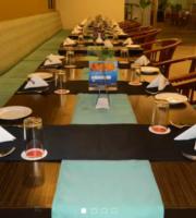 OJ Japanese Restaurant ,Hotel Evoma, Bengaluru