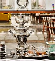 Tea Lounge,The Lalit Great Eastern Kolkata