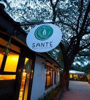 Sante Spa Cuisine,1st Lane, Koregaon Park, Pune