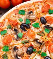 Pizza World,International City, Outer Dubai