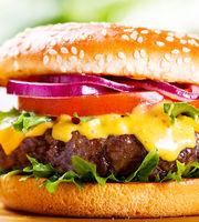 Ramla Hot Burger,Madina Mall, Muhaisnah