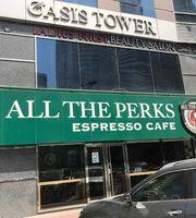 All The Perks Cafe ,Trade Centre Area, Financial Center