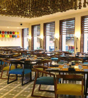 The Square,Novotel Goa Shrem Hotel