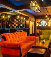 Central Perk,GTB Nagar, North Delhi