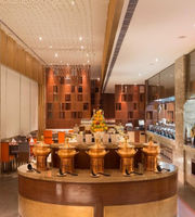 Monarch - World Dining,Holiday Inn Jaipur City Centre, Jaipur