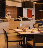 The Restaurant,Trident, Agra