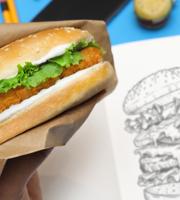 Burger King,Sector 29, Gurgaon
