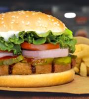 Burger King,Karol Bagh, Central Delhi