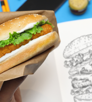 Burger King,Marol, Central Mumbai