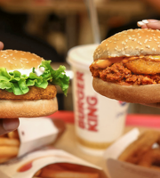 Burger King,Linking Road, Bandra West, Western Suburbs