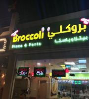 Broccoli Pizza & Pasta,Jumeirah 3, Jumeirah