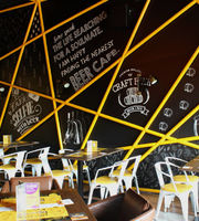 The Beer Cafe,Unity Mall, Rohini