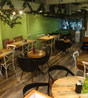 Green Village Cafe,Oshiwara, Western Suburbs