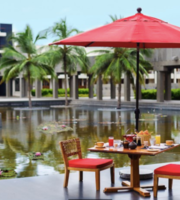 The Melting Pot: Market Cafe,InterContinental Chennai Mahabalipuram Resort