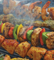 Barbeque Nation,Diamond Plaza Mall, Jessore Road