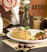 Andhra Kafe,Whitefield, East Bengaluru