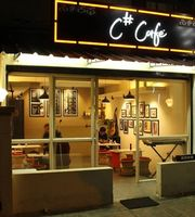 C Sharp Cafe,Old Madras Road, East Bengaluru