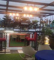 Bali's Rooftop Lounge ,Hotel Oyester, Chandigarh