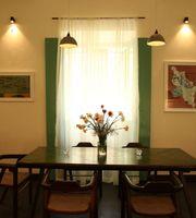 The Project Café ,Assagao , North Goa