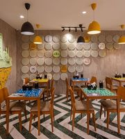 Tea Villa Cafe,Navrangpura, West Ahmedabad