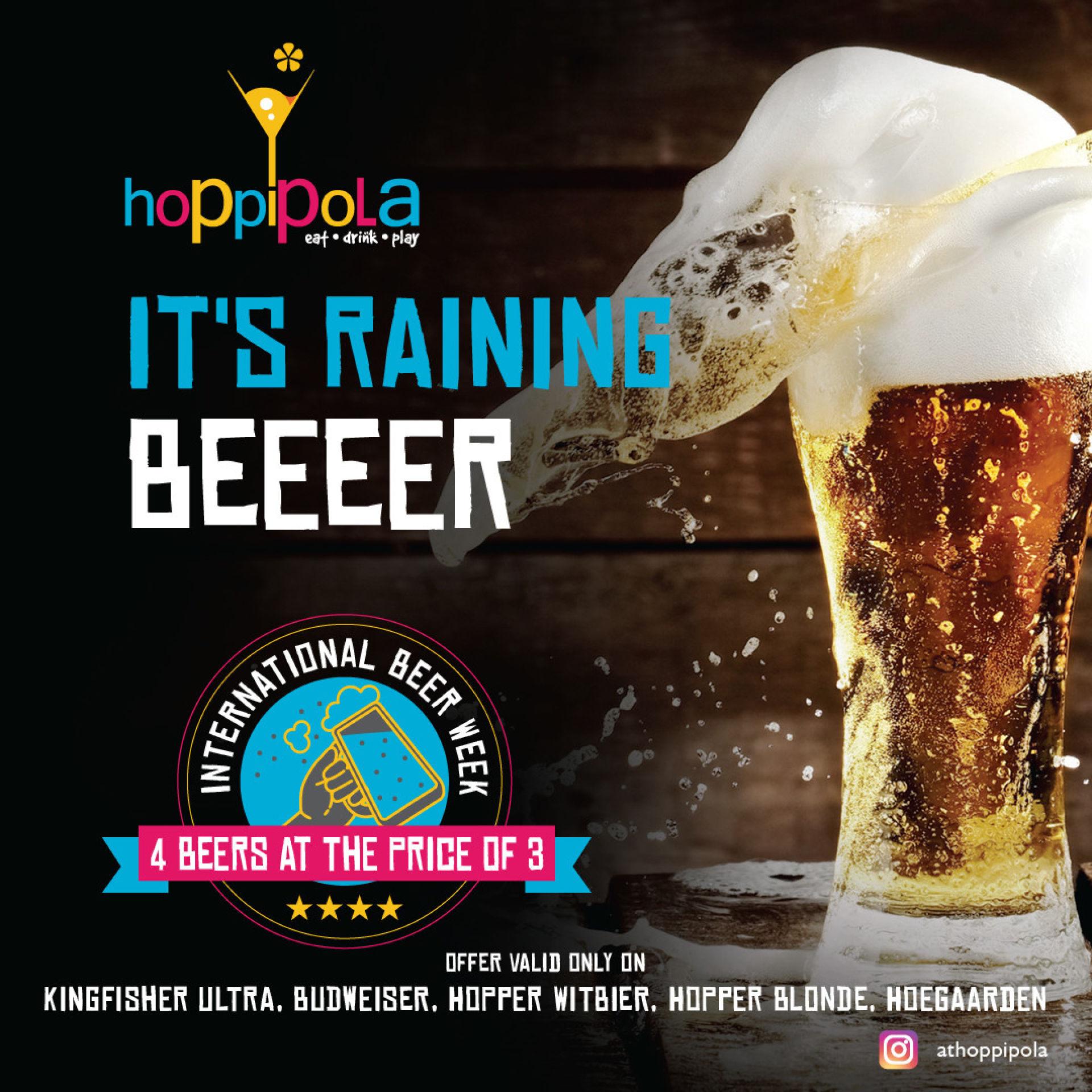 Menu of Hoppipola, Acropolis Mall, Kasba, Kolkata | EazyDiner