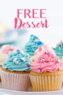 Free Dessert