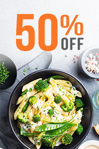 Mindblowing 50% Discount