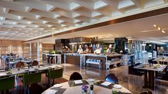 The Cafe @ JW,JW Marriott, Chandigarh