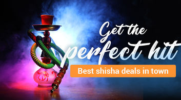 Best Shisha Places