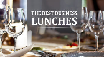 The Best Business Lunches  - Mumbai